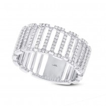 0.31ct 14k White Gold Diamond Lady's Ring
