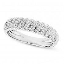 0.28ct 14k White Gold Diamond Lady's Ring