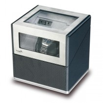 Rapport London Carbon Fiber & Aluminum Single Watch Winder